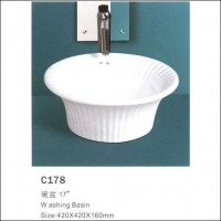 米兔洁具-艺术台上盆-碗盆C178