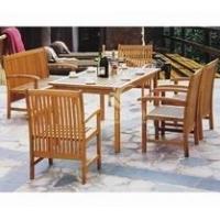 泉州铁木长椅  首选【欧德户外家具】供应各式齐全的户外长椅