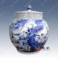 景德镇包装罐子|密封储物罐|陶瓷中药罐子