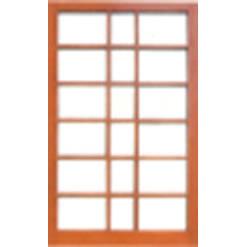 成都欧雨木业-窗户KH-062