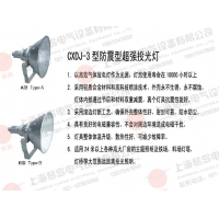 鹭岛CXDJ-3型防震型超强灯 CXDJ-3价格