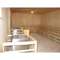 武汉桑拿设备安装 桑拿干蒸湿蒸房