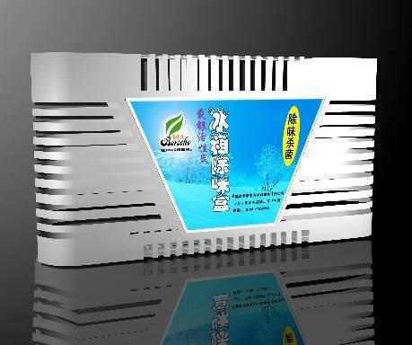 宝室洁活性炭冰箱除味盒