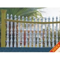 创业好项目:会欧艺术围栏设备/葫芦围栏/彩色围栏