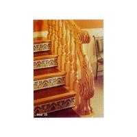 汉诺威-实木楼梯-楼梯