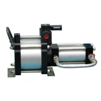 压缩空气增压泵 2-5倍增压 气体放大器