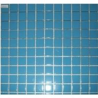 深蓝浅蓝陶瓷马赛克现货 批发大量优质陶瓷马赛克
