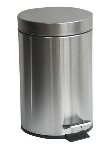不锈钢垃圾桶带盖图片