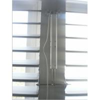 深圳电动铝合金中空平板百叶窗