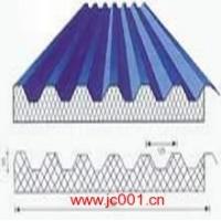 亚联钢结构-聚苯夹芯复合板