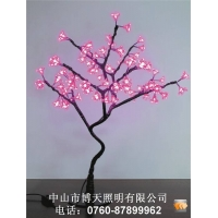 博天LED樱花树灯