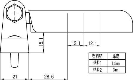 jl5613塔吊电路图