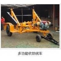 电缆拖车 信誉求生存质量求发展新款电缆拖车