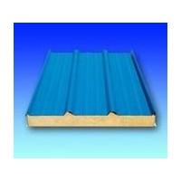 郑州岩棉夹芯复合板 郑州岩棉夹芯复合板厂家 岩棉夹芯复合板