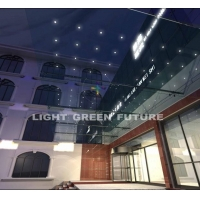 LED发光玻璃 LED夹层玻璃