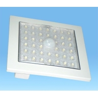 感应LED吸顶灯  XD-739 (嵌入式  方形)