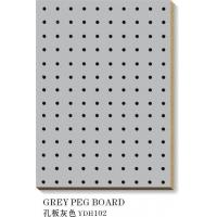 耐磨环保三聚氰胺板、孔板、车库孔板、坑板、三胺板、中纤板