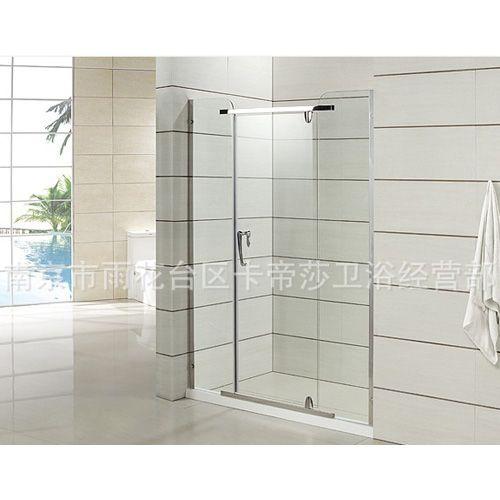 雷竞技最新版莎精品 不锈钢华尔转轴式淋浴隔断