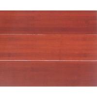 腾达定江竹地板-F型双企口纵横交错系列-双企口富贵红二号