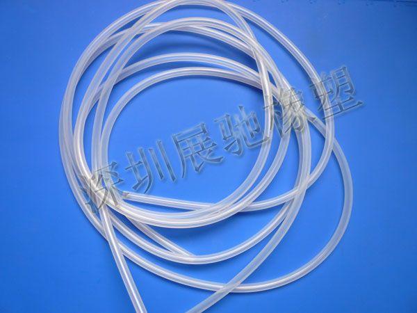 铂金硅胶管 食品级硅胶管