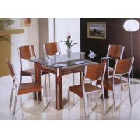 白钢餐桌餐桌