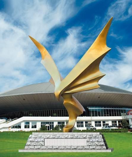 宁波艺术雕塑有限公司宁波不锈钢雕塑价格宁波不锈钢浮雕设计