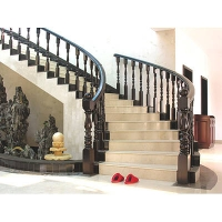 戴氏楼梯-弧型 11