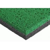 EPDM塑胶、现浇普通塑胶、橡胶地垫
