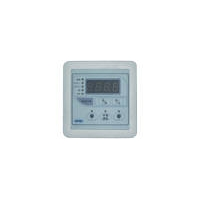 南京采暖-赣诚供暖-奥特克地板采暖-智能温控器