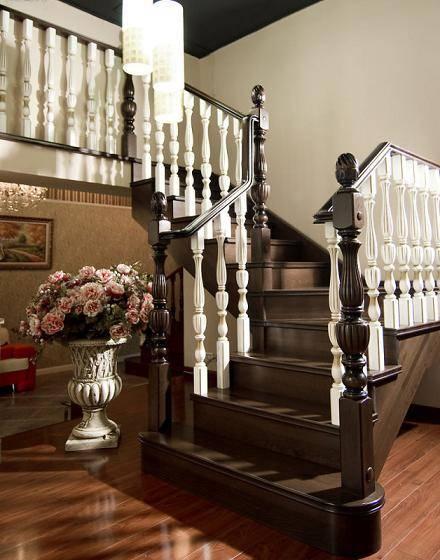 豪华别墅楼梯 6