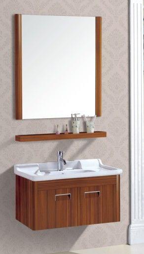 铝合金浴室柜+-+华易登