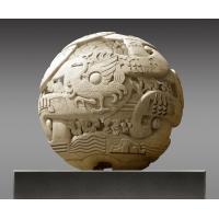 石雕地球,球雕石雕球,车止球,龙球石球,龙凤球广场石雕