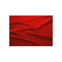 背胶红色绒布