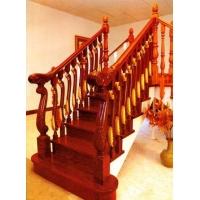 成都升泰—中式仿古楼梯