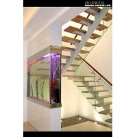 成都单脊钢木楼梯
