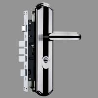 防盗门锁具 防盗门执手锁 防盗锁 进户门锁