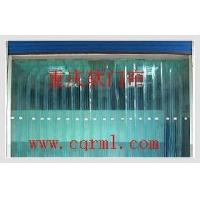 重庆空调软门帘 塑料门帘 透明软板