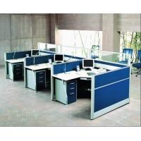 北京辦公家具屏風職員桌