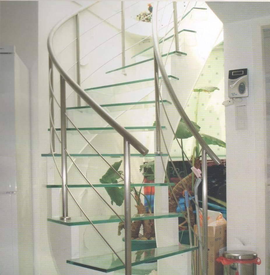 上海不锈钢楼梯扶手
