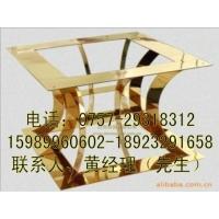 304不锈钢矩形管75*45*4.5钛金柜架