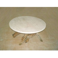 根雕桌、根雕圆桌