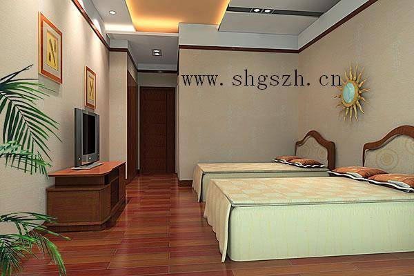 上海丽君酒店客房及ktv装修