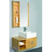 厂家直销——欧瑞洁进口橡木浴室柜浴柜卫浴柜9041