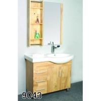 厂家直销——欧瑞洁进口橡木浴室柜浴柜卫浴柜9043