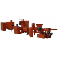 CRTB-10YJ型辊压式混凝土彩瓦设备