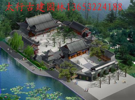 园林建筑:园林小品,绿化,各种雕塑,各式喷泉,假山凉亭,游廊花架,公园