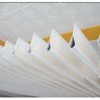 重庆铝挂片天花吊顶  铝单板天花吊顶  铝蜂窝板吊顶