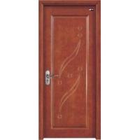 广东电解板钢质门高分子门推拉门 浮雕门橡木门钢木门