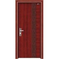 深拉伸电解板钢质门门扇是多厚的富森隆木门十大品牌