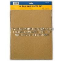 供应环保木砂纸